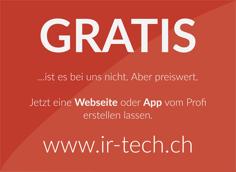 IRTECH: Ihr Partner für Webdesign & App-Entwicklung