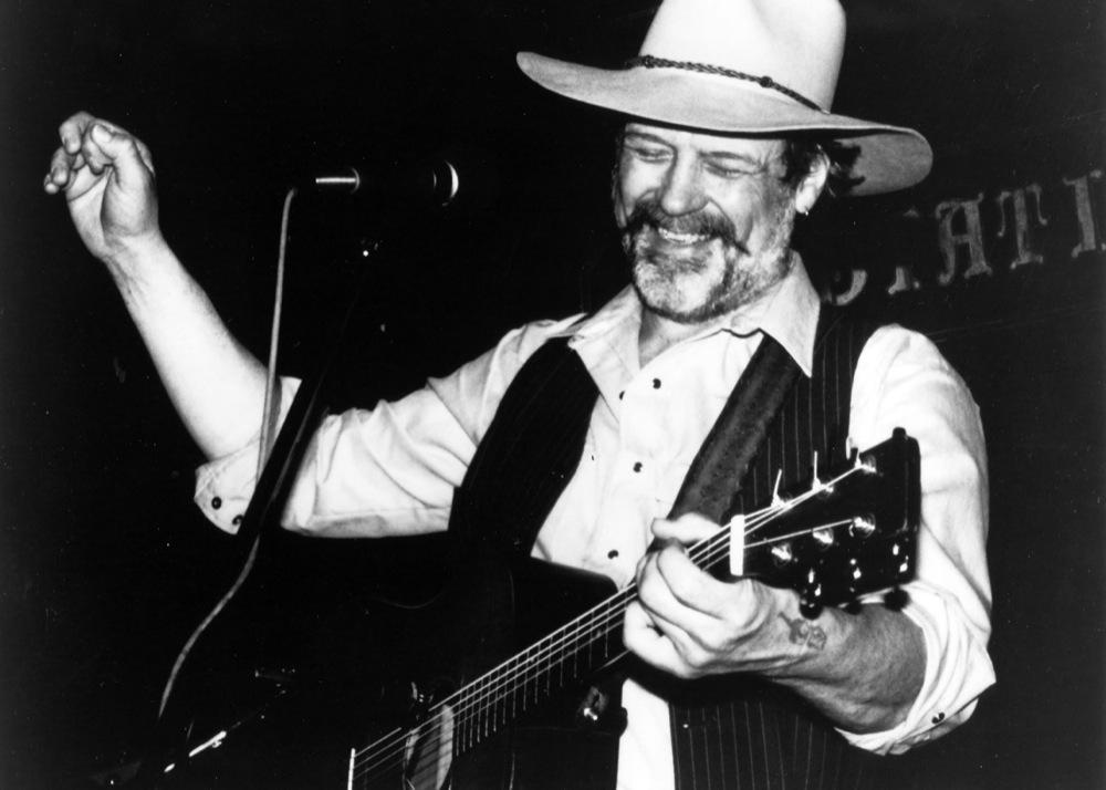 Don Ricardo Ende der 80er-Jahre in Nashville.