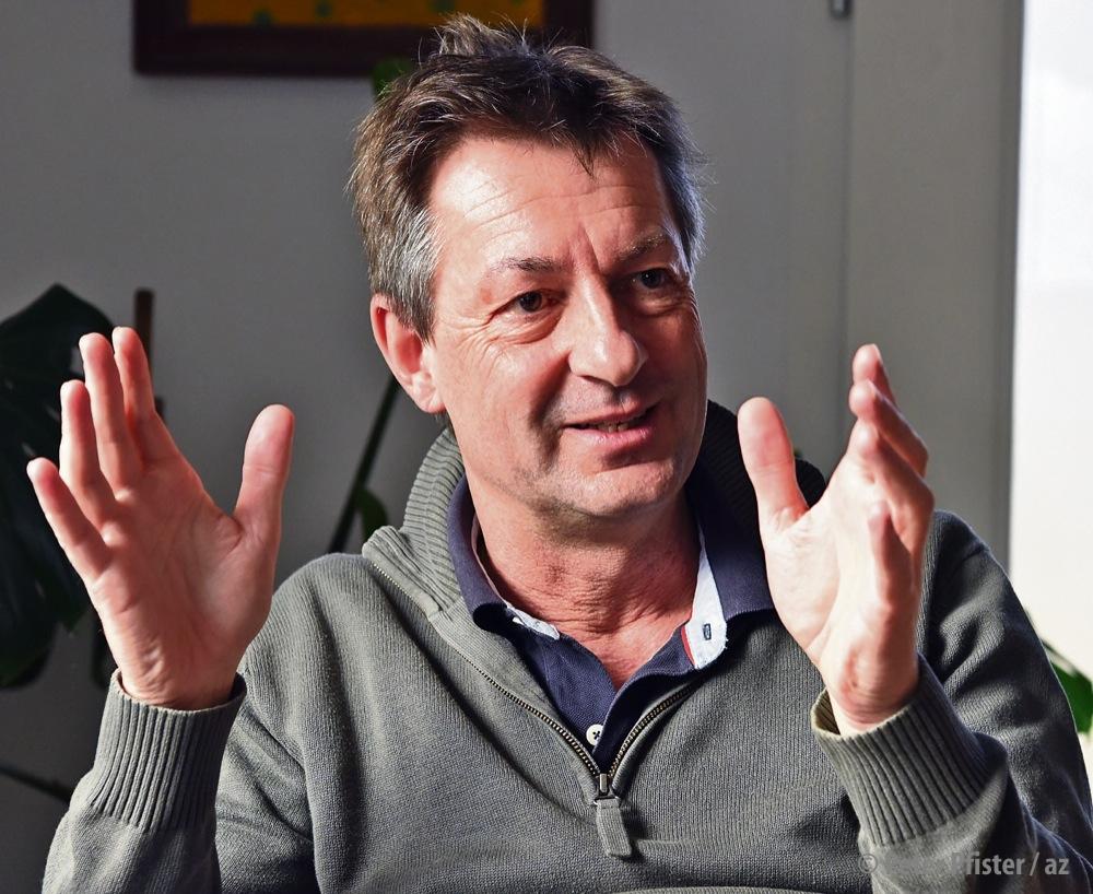 Gerontopsychiater Andreas Reich: «Gerade bei Temesta passe ich höllisch auf.»