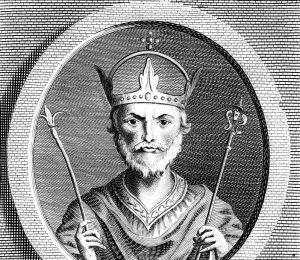 Heinrich IV: «Steige herab, steige herab!»