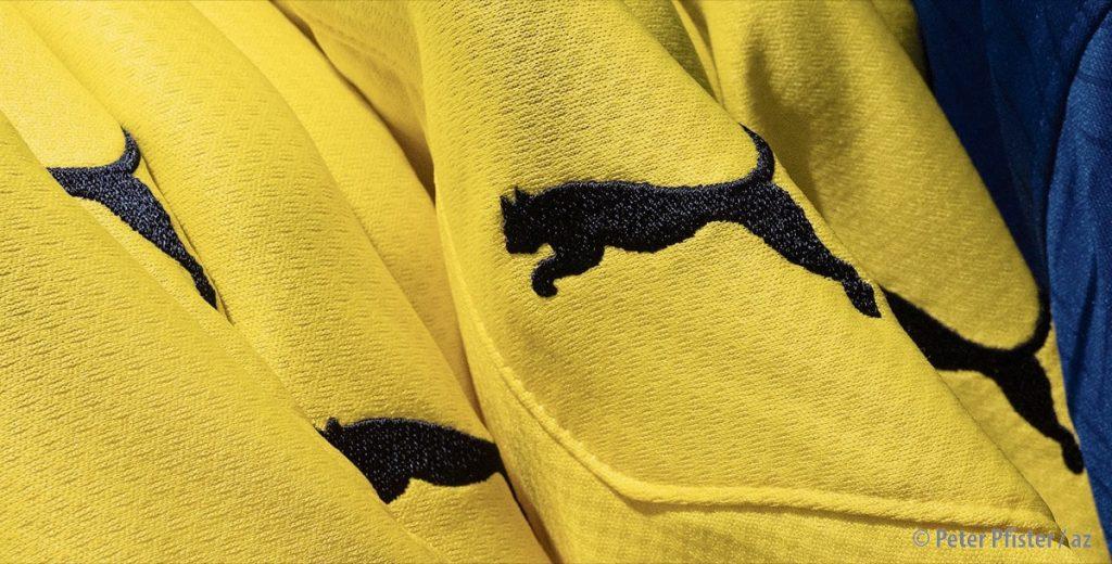 «Puma» statt «Gpard»: Seit 2020 hat der FCS einen neuen Ausstatter.