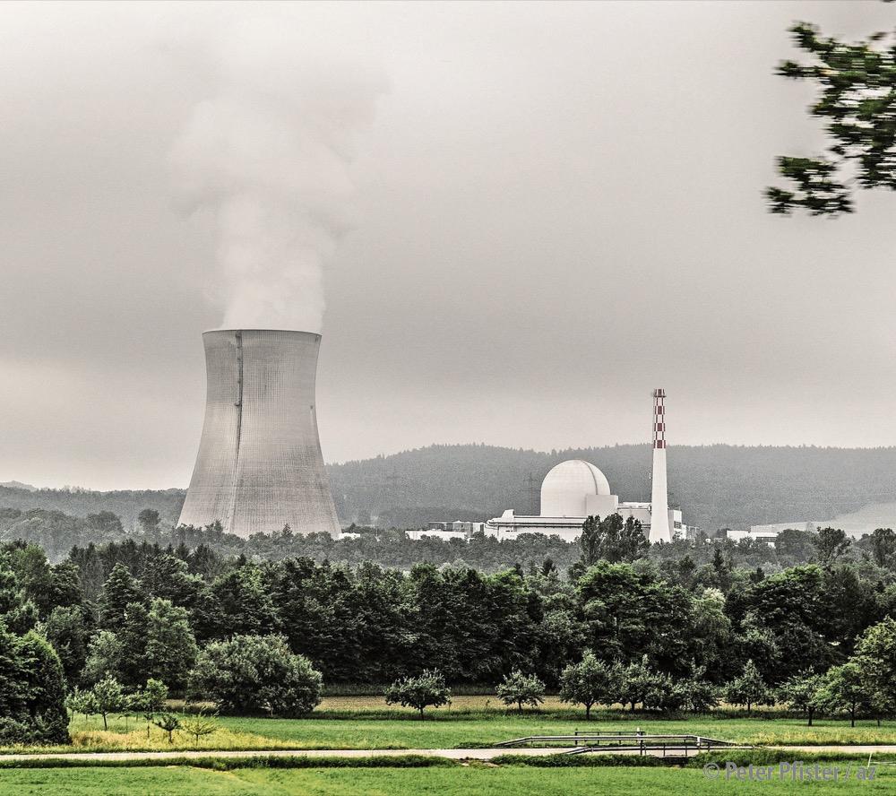 Das AKW Leibstadt gehört teilweise dem Stromkonzern Axpo, an dem der Kanton Schaffhausen wiederum mit acht Prozent beteiligt ist.